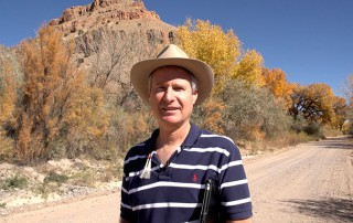 "R.C. Weber, the producer and director of ""Veritas, In the Land of Enchantment"", DVD & Blu-ray Music Videos of New Mexico"